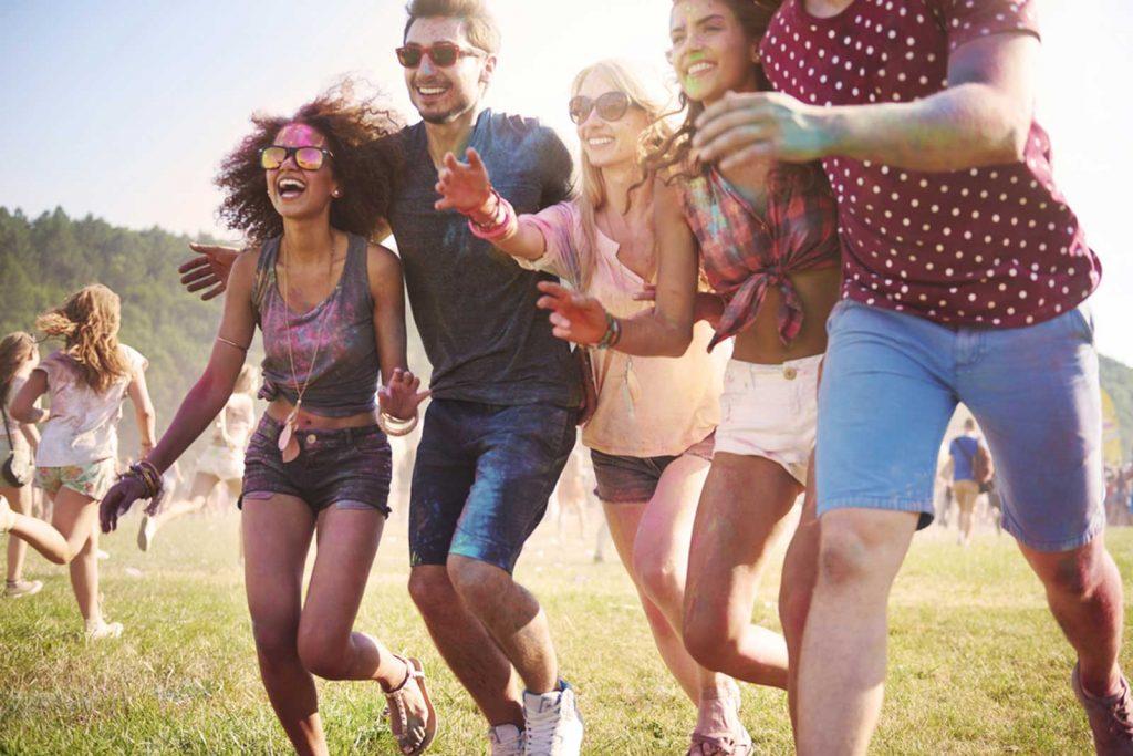 Promotional summer marketing specialist Leeds